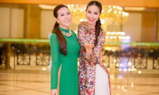 Hoa hậu Thu Hoài thừa nhận bất hòa với Phạm Hương và tiết lộ nguyên nhân