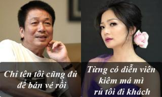 Phát ngôn 'giật tanh tách' của sao Việt tuần qua (P181)