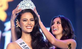 Cựu Hoa hậu Thế giới Philippines tiếp tục đăng quang Hoa hậu Hoàn vũ Philippines 2018