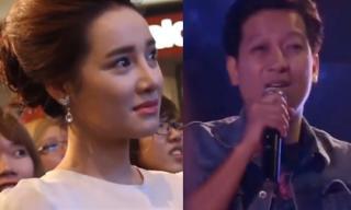 Clip chế Trường Giang hát 'Bé Heo ơi' tặng Nhã Phương khiến fans thích thú