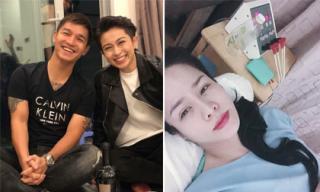 Tin sao Việt 24/4/2018: Cường Seven 'đòi cưới' Gil Lê, Nhật Kim Anh nhập viện sau tin đồn đi ngoại tình