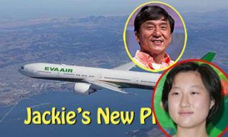 Thành Long bị chỉ trích khi chi tiền 'khủng' tậu máy bay mới nhưng lại bỏ bê 'con rơi'