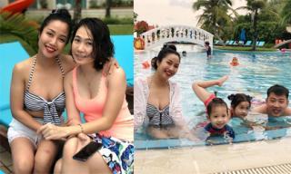 Ốc Thanh Vân cùng Thanh Thảo Hugo đi du lịch Campuchia