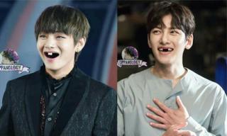 Liệu bạn còn 'yêu như lúc ban đầu' khi nhìn thấy loạt ảnh sún răng của mỹ nam xứ Hàn