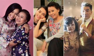 Sao Việt gửi lời chúc 'lay động trái tim' trong Ngày của mẹ