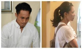 Vợ Phạm Anh Khoa: 'Hôm nay tôi xuất hiện chỉ để động viên anh ấy'