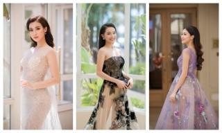 Nhã Phương khoe đẳng cấp nhan sắc không kém cạnh dàn Hoa hậu danh tiếng