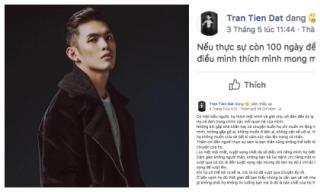 'Lạnh người' khi đọc lại những status đầy dự cảm bất an của stylist Mì Gói trước khi qua đời