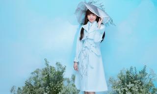 Hari Won khoe vai trần gợi cảm, đón hè với loạt trang phục pastel