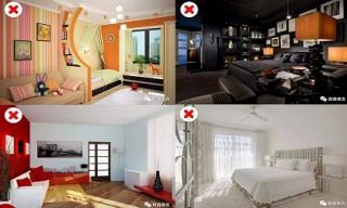 Mới xây nhà xong thì đừng dại phối màu theo những cách này nếu không muốn phá nát cả ngôi nhà