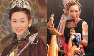 Hoa hậu 'không chồng mà chửa': Bỏ người yêu 9 năm theo 'đại gia rởm', kết cục phải đi tiếp thị rượu quán bar