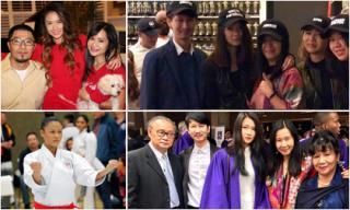 Con gái xinh đẹp của 2 đạo diễn Charlie Nguyễn và Nguyễn Phan Quang Bình