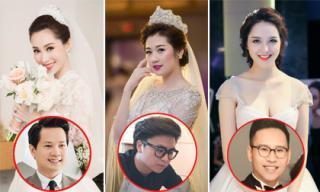 Hết thời chọn đại gia lớn tuổi rồi, kén 'một nửa' như Top 3 Hoa hậu Việt Nam 2012 mới là chuẩn