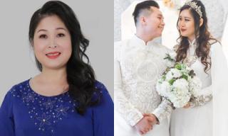 NSND Hồng Vân viết 'tâm thư' gửi con gái: 'Buồn nhưng không thể khóc'
