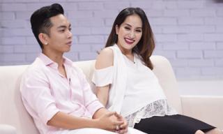 Khánh Thi đã hạ sinh con thứ hai nặng 2,2 kg bằng phương pháp mổ đẻ