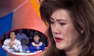 Câu chuyện cuộc đời của cô ca sĩ chuyển giới khiến Việt Hương xúc động rơi nước mắt