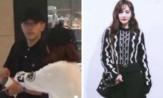 Lưu Khải Uy 'cặp kè' với gái lạ, Dương Mịch khởi kiện vì bị miệt thị