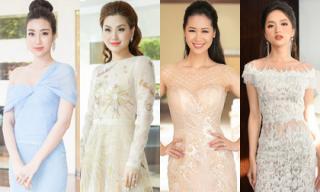 Ai xứng danh 'Nữ hoàng thảm đỏ' showbiz Việt tuần qua? (P88)
