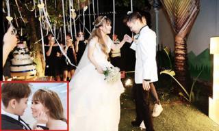 'Hot LGBT' Tô Trần Di Bảo tổ chức đám cưới đồng tính lần 2 siêu hoành tráng ở biệt thự