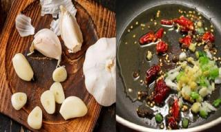 Dùng tỏi khi nấu ăn có thực sự tốt? Đọc xong bài viết này nhiều người mới biết mình đang làm sai