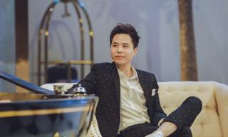 Bị anti fan nói 'người nổi tiếng mà suy nghĩ óc chó', Trịnh Thăng Bình vẫn đáp trả cực văn minh