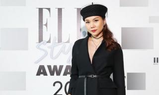 Thanh Hằng cá tính với cả cây menswear, thay Hà Hồ ngồi ghế cố vấn Elle Style Awards 2018