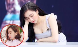 'Hot girl ngủ gật' gây sốt khi tham gia bình luận trong chương trình 'Nóng cùng World Cup 2018' là ai?