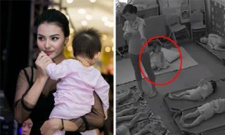 Hồng Quế bật khóc khi phát hiện điều không ổn lúc con gái đi học dù đã chọn trường 'quen'