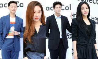 Nam chính 'Thư ký Kim' cùng dàn trai xinh gái đẹp 'đánh gục' fans khi hội tụ trong một sự kiện