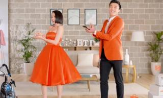 Bảo Anh – Bùi Tiến Dũng lại 'đốn tim' fan hâm mộ với điệu nhảy đáng yêu trong clip mới
