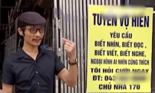 Người đàn ông ở Hà Nội có nhà mặt phố treo biển 'tuyển vợ hiền' và kết quả khiến dân tình xôn xao