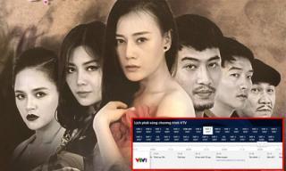 'Quỳnh Búp Bê' biến mất khỏi lịch phát sóng VTV sau ồn ào cảnh nóng và bạo lực