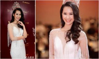Hình ảnh Dương Thuỳ Linh đi event xuất hiện trên báo Hàn Quốc