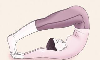 Các tư thế yoga 'đánh bay' các vấn đề về phổi, đau lưng, đau đầu và chứng mất ngủ để được sống 'thọ tỷ Nam Sơn'