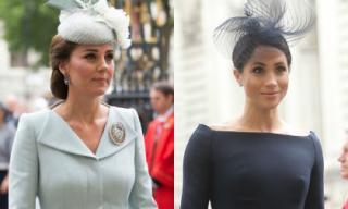 Tiền trang phục 2 tháng của Công nương Meghan Markle hơn cả tiền trang phục 1 năm của chị dâu Kate Middleton