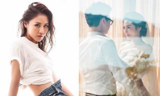 Gần ngày cưới của bạn trai, Văn Mai Hương dặn lòng phải mạnh mẽ nhưng đây là điều khiến cô 'buồn thối ruột'