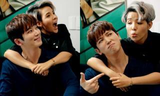 Shin Hyun Woo - ca sĩ Hàn Quốc điển trai lần đầu kết hợp cùng Vũ Cát Tường