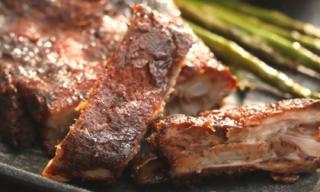 Bật mí cách làm sườn nướng BBQ hoàn hảo, ngon không kém ăn hàng