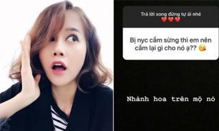Chẳng vòng vèo, sến súa cách tư vấn tình yêu 'thô mà thật' của An Nguy khiến fan thích thú