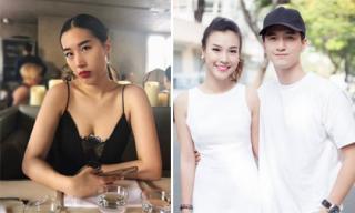 'Bạn gái tin đồn' của Huỳnh Anh nói gì khi bạn trai vẫn giữ ảnh của tình cũ?