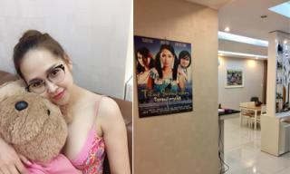 Không gian căn hộ chung cư cao cấp của 'gái nhảy' Minh Thư ở Tp.HCM