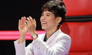 Sau vợ chồng Hồ Hoài Anh - Lưu Hương Giang, Vũ Cát Tường chính thức ngồi ghế nóng Giọng hát Việt nhí 2018