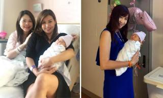 Loạt ảnh siêu đáng yêu về con gái mới sinh của ca sĩ Thanh Thảo và chồng Việt Kiều