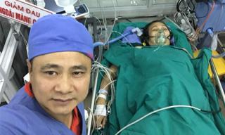 Mẹ danh hài Tự Long nhập viện cấp cứu, phải cắt một quả thận