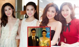 Hé lộ lý do Hoa hậu Đặng Thu Thảo và Kỳ Duyên vắng mặt trong đám cưới của Tú Anh