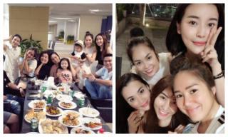 Showbiz vẫn còn một hội bạn thân toàn mĩ nhân không kém cạnh gì hội bạn thân của Hà Tăng
