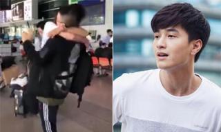 Bạn gái Huỳnh Anh bay sang Việt Nam động viên người yêu giữa 'tâm bão'?