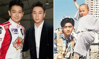 Tái ngộ Thích Tiểu Long sau 24 năm, Lâm Chí Dĩnh khiến dân mạng choáng váng vì độ 'hack tuổi'