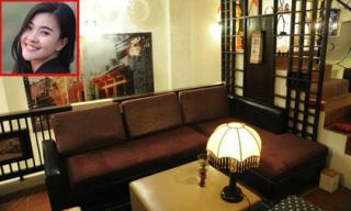 Không gian ngôi nhà đẹp, rộng rãi và ấm cúng của ca sĩ Ánh Tuyết nhóm Con Gái