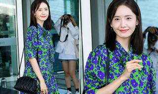 Yoona (SNSD) lên đồ ra đường với cây hàng hiệu 120 triệu đồng